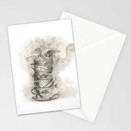 Tea bath Stationery Cards