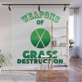 Golfing Gifts Wall Mural