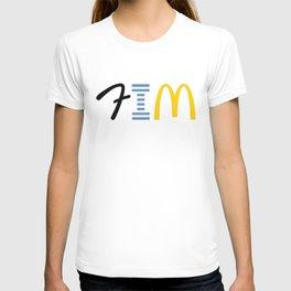 FIM CORPORATION T-shirt