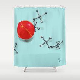 Jacks Shower Curtain