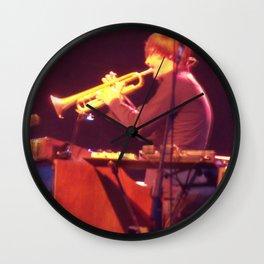 Dev Hynes on the Trumpet Wall Clock