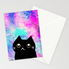 cat 505 Stationery Cards