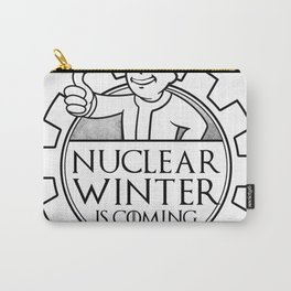 Nuclear winter is Carry-All Pouch