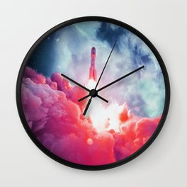 Space Launch XSD Wall Clock