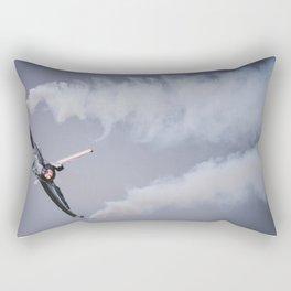 Fighter jet Rectangular Pillow