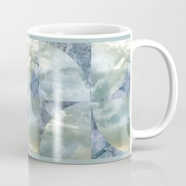 blue grey serendipity day Coffee Mug