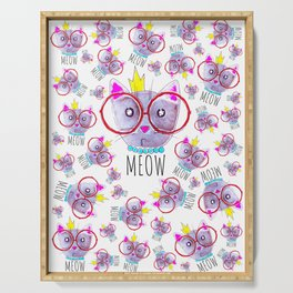 MEOW Serving Tray