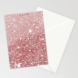 Meditation design Stationery Cards