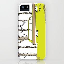 Pleasant Ridge iPhone Case