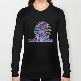 NEON HAPPINESS! Long Sleeve T-shirt