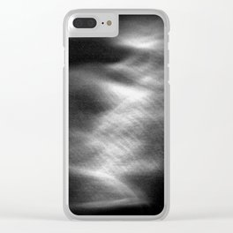 zyxwvuts Clear iPhone Case