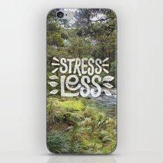 Stress Less iPhone & iPod Skin