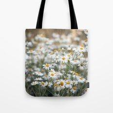 Wild Daisies 4134 Tote Bag