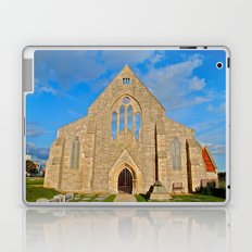 Church with no roof Laptop & iPad Skin