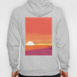 Sun Set at the Beach Hoody