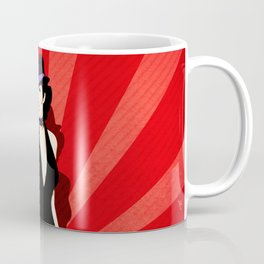 Liza Minnelli - Cabaret - Pop Art Coffee Mug