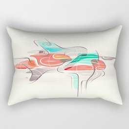 MANIFEST Rectangular Pillow