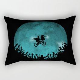 Original ending  Rectangular Pillow