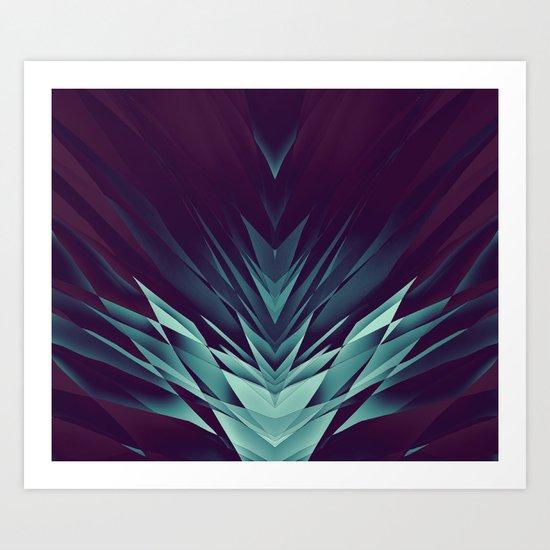 LMF II Art Print