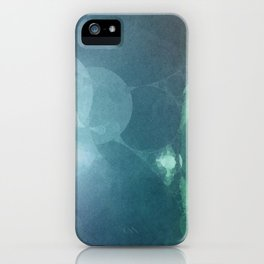 Above The Surface iPhone Case