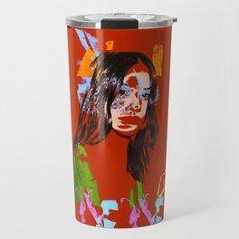 Chloe Bennett Travel Mug