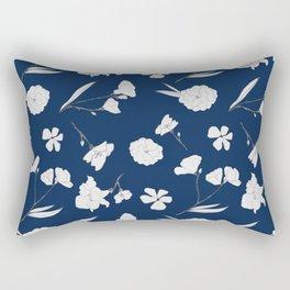 oleander flowers Rectangular Pillow