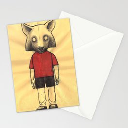 lobo Stationery Cards