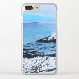 Lakeland 5 Clear iPhone Case