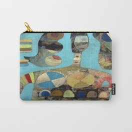 Rent Is Due Carry-All Pouch