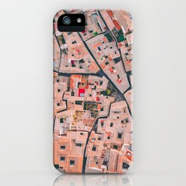Spanish Maze iPhone Case