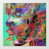 balance Canvas Prints featuring Balance by Archan Nair