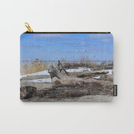 Winter in Maumee Bay Carry-All Pouch