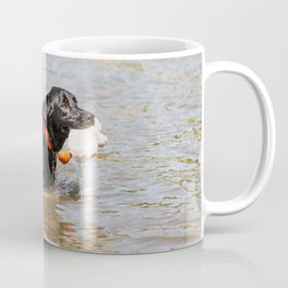 Black Labrador Retriever 5 Coffee Mug