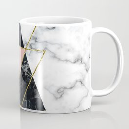 Geo glam marble Coffee Mug