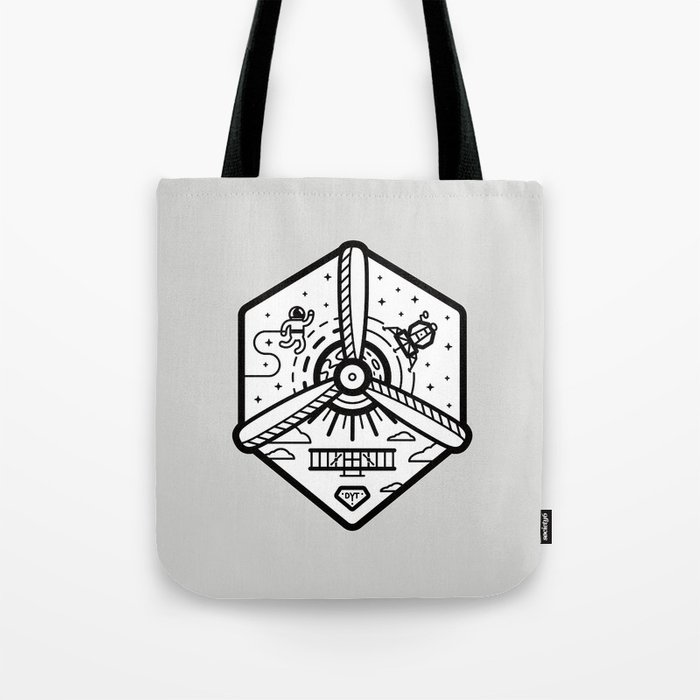 Birthplace Of Aviation Neutral Tote Bag