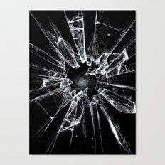 Broken Canvas Print