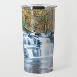 Fall Falls Travel Mug