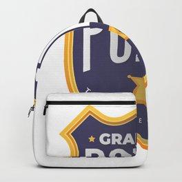 Grammar Police Backpack