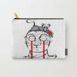 There's a Rat in my Brains Carry-All Pouch