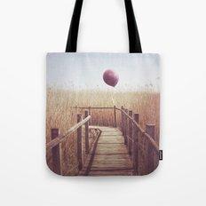 Secret Destinations Tote Bag