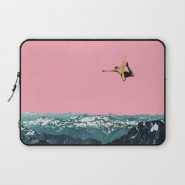 Higher Than Mountains Laptop Sleeve