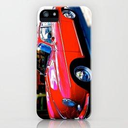 A 1962 Porsche Reborn iPhone Case