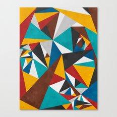 Geometric Mind 2 Canvas Print