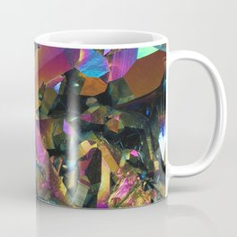 Titanium Rainbow Aura Quartz 1 Coffee Mug