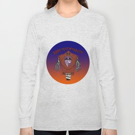 You'll Never Have the Comfort of [My] Silence Again Long Sleeve T-shirt