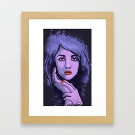 Elegant  Framed Art Print