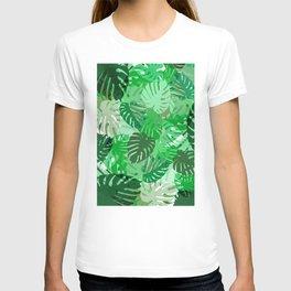 Emerald Jungle T-shirt