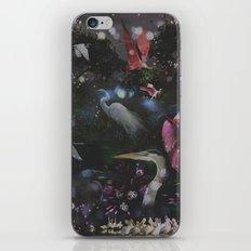 Mystical Night iPhone Skin