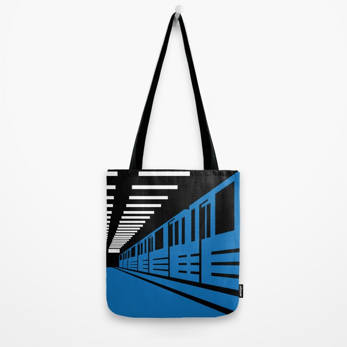 Station Tote Bag