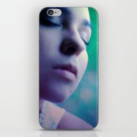 perfume iPhone & iPod Skins featuring perfume by mjdesignphoto